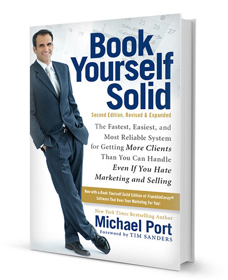 Michael Ports bok Book Yourself Solid
